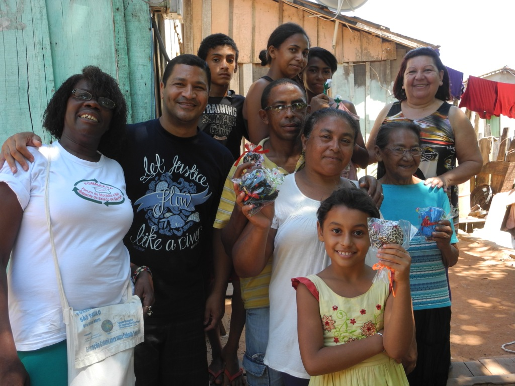 CAFOD continues to work with marginalised communities in Brazil