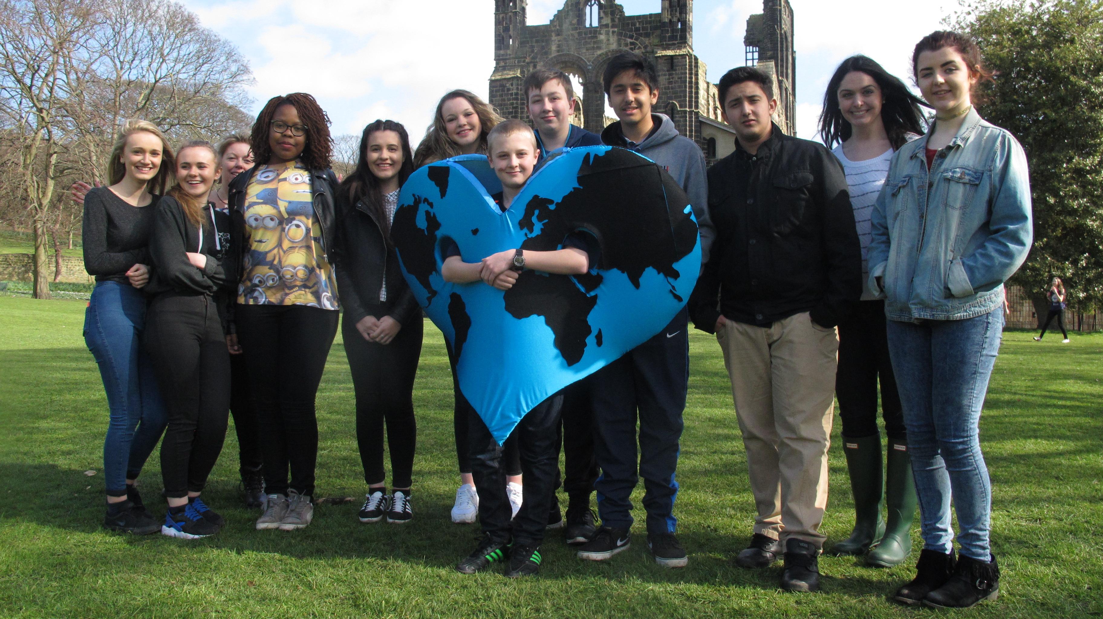Leeds fundraising walk for CAFOD