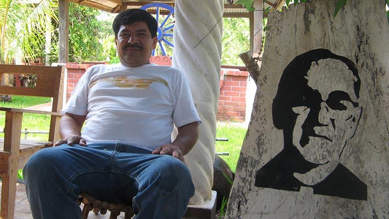 Erasmo and Romero portrait