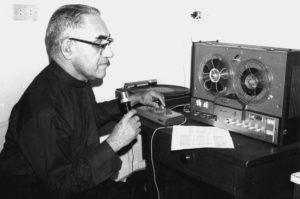 Oscar Romero radio broadcast