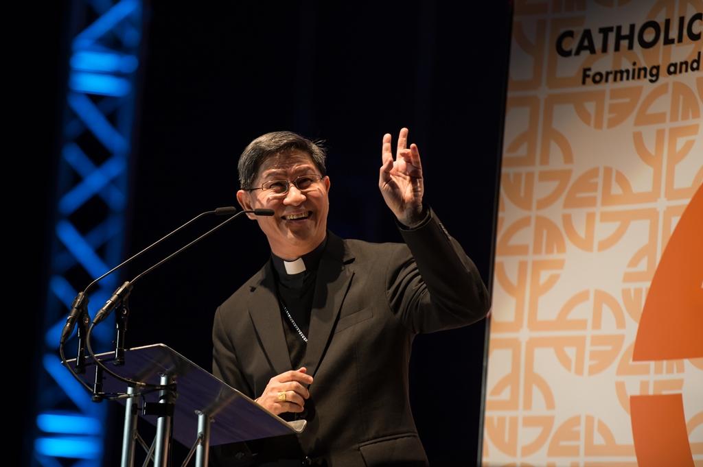 Cardinal Luis Antonio Tagle - Caritas - CAFOD