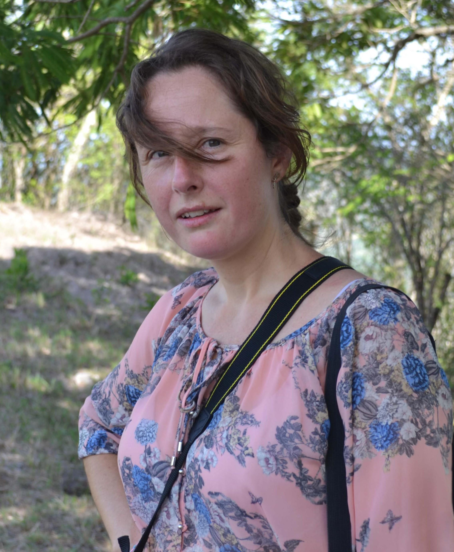 Tania in Nicaragua