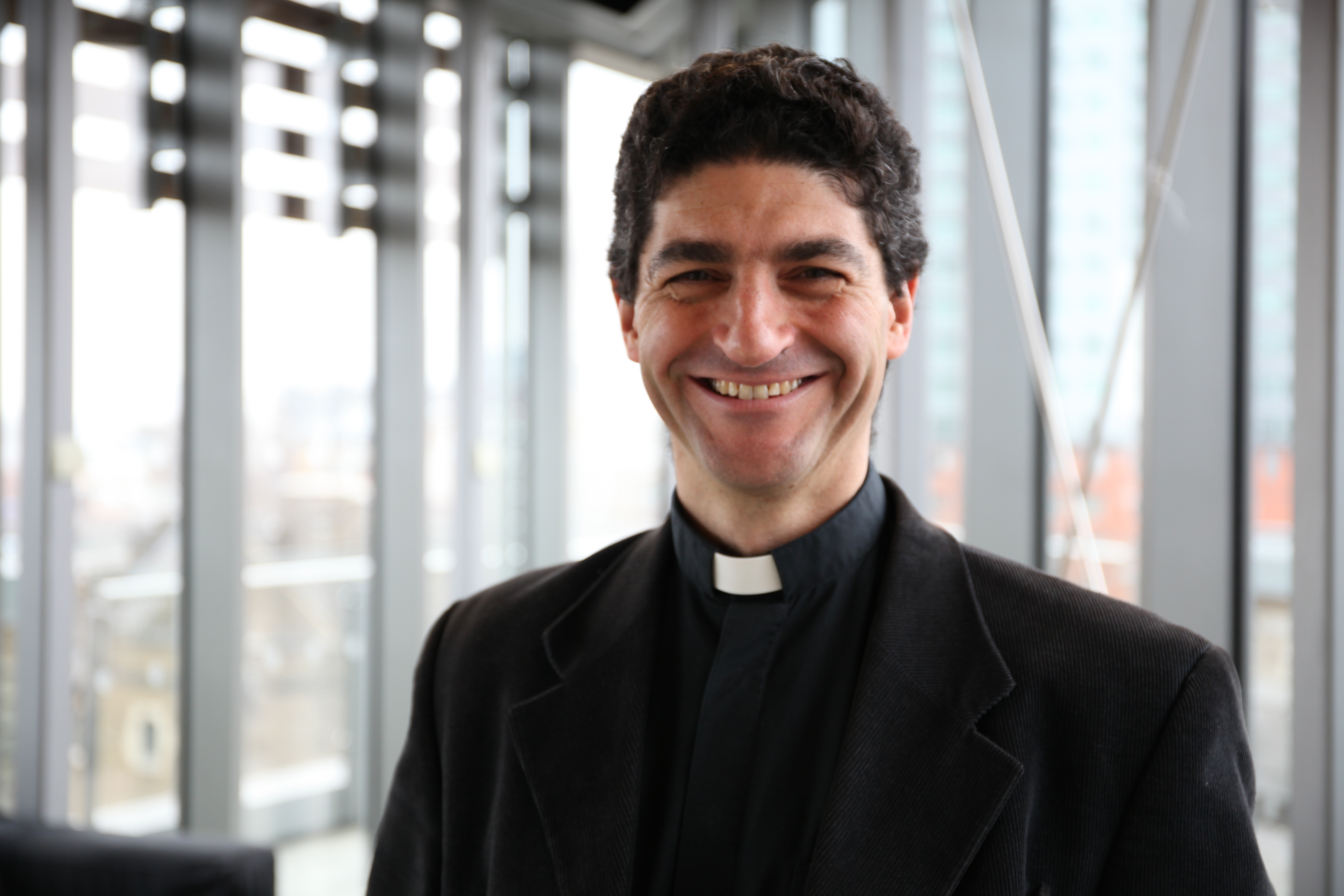 Father Augusto Zampini-Davies