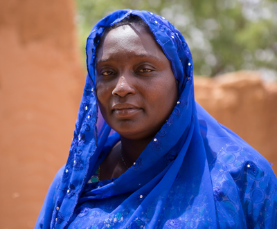Aichatou Abani is the Integrated Food Security Project Coordinator working on our latest Hands On project in Doutchi, Niger.