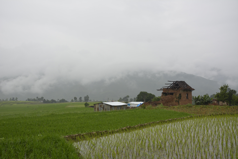 Nepali countryside