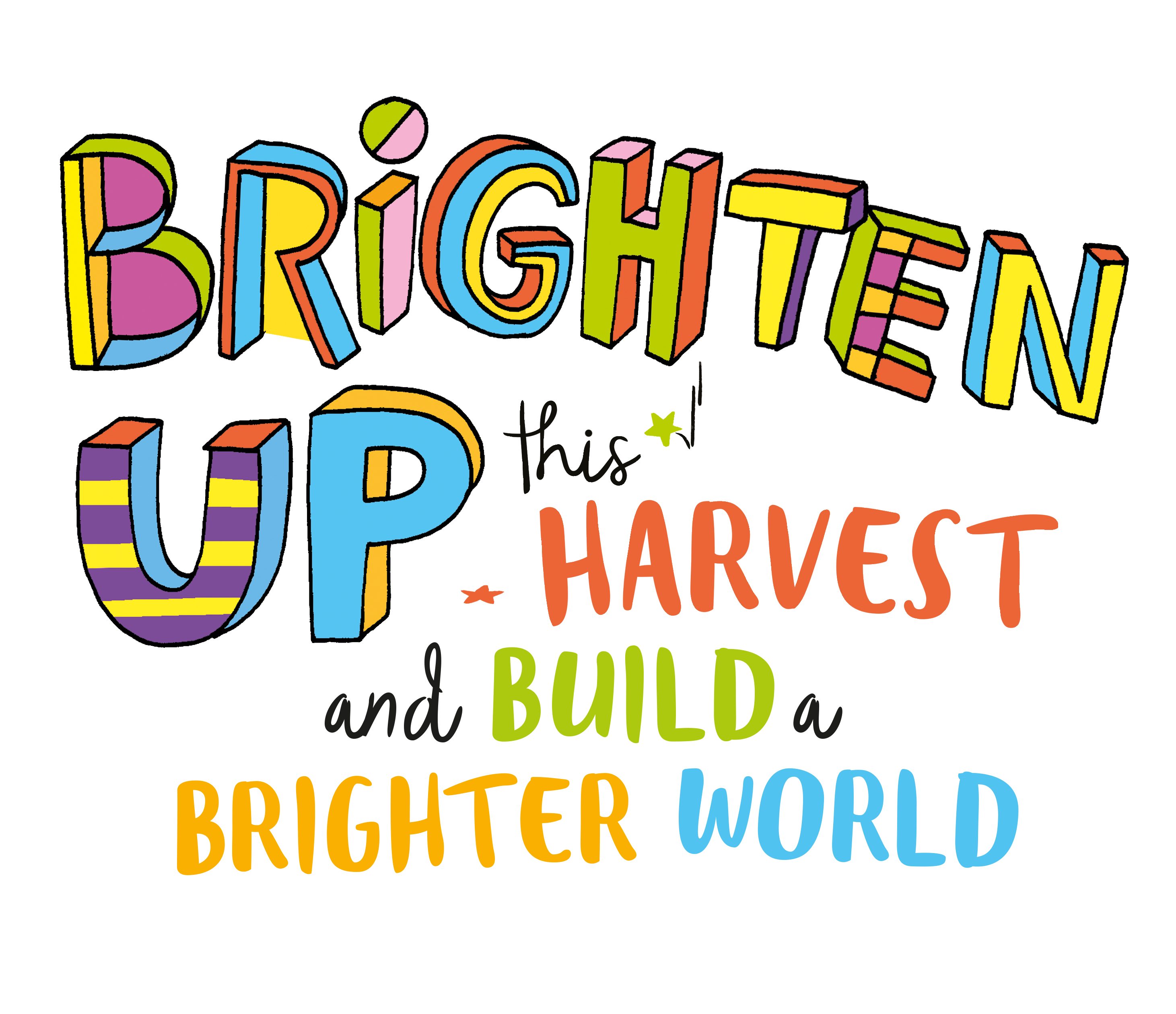 Image result for brighten up this harvest
