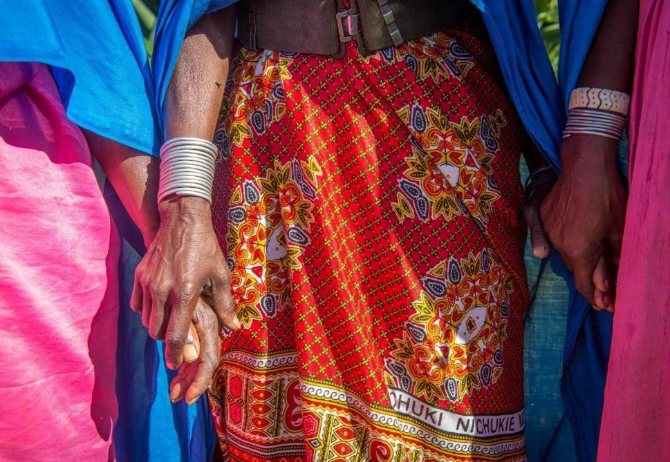 Women in Isiolo, Kenya