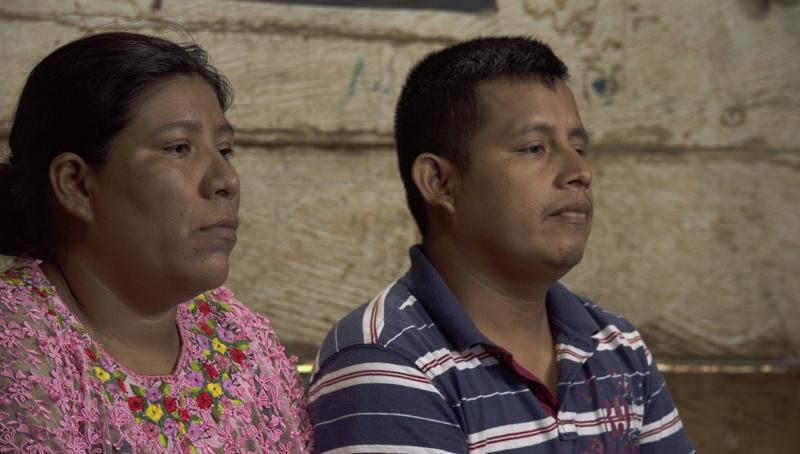 Gimena and David, Verapaz Guatemala