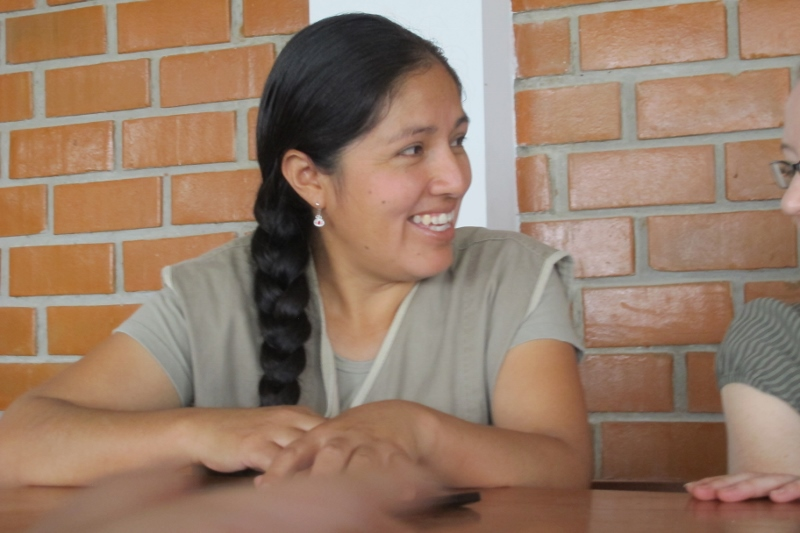 Luz campaigned for better education