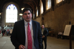 Catholic former MP Robert Flello is Labour MP for Stoke-on-Trent South