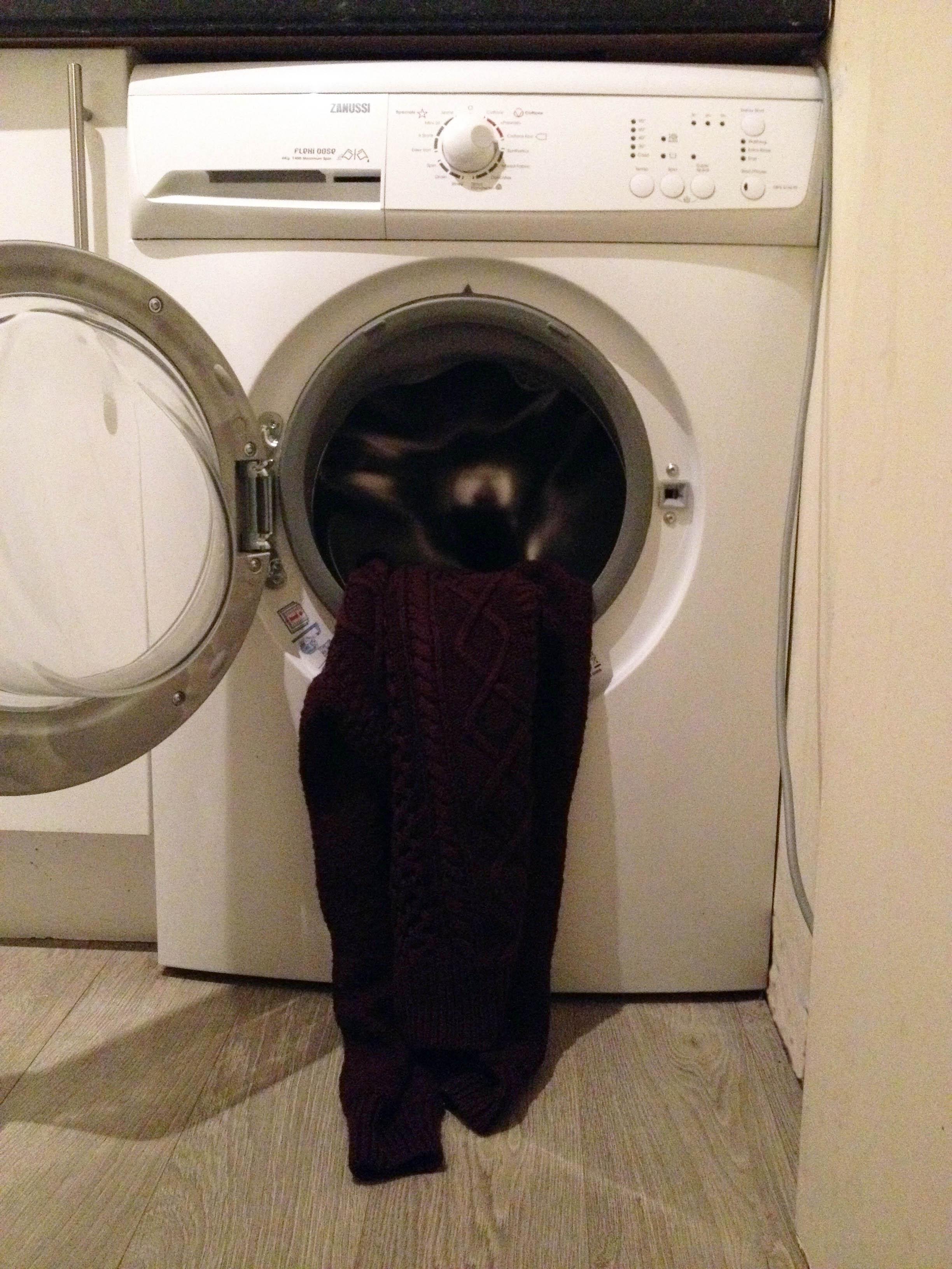 My washing machine