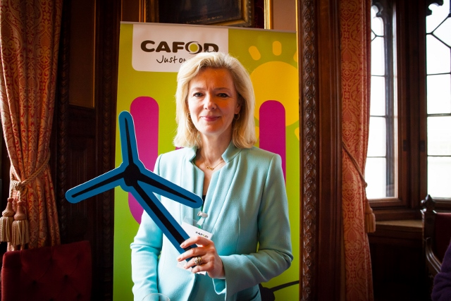 CAFOD campaigns: The accidental MP correspondent