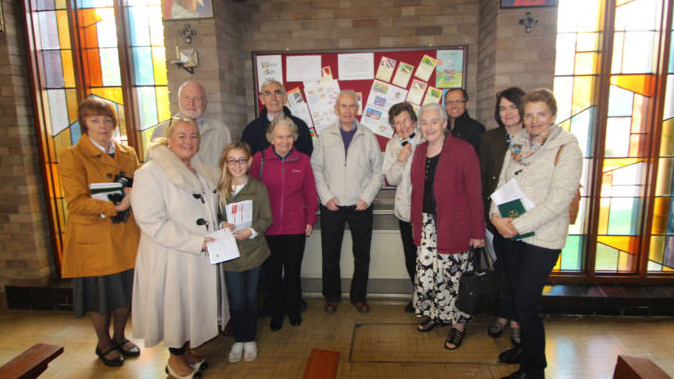 CAFOD St Thomas More energy audit winners