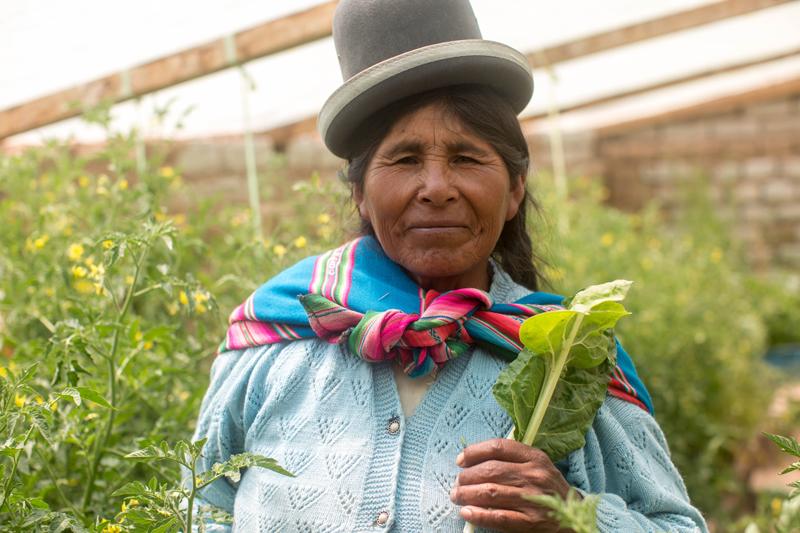 CAFOD Bolivia Susana