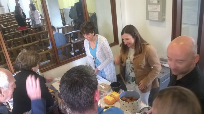 The Chesham Union of Catholic Mothers at St. Columba's RC Church have baked hundreds of cakes to raise funds for Connect2: Brazil