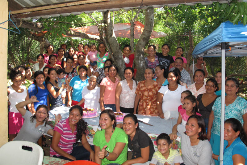 Chair of CAFOD, Bishop John Arnold visits Connect2 El Salvador