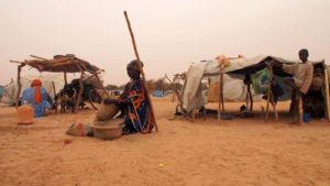 Refugees in Niger