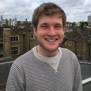 Charlie, CAFOD youth work ambassador.