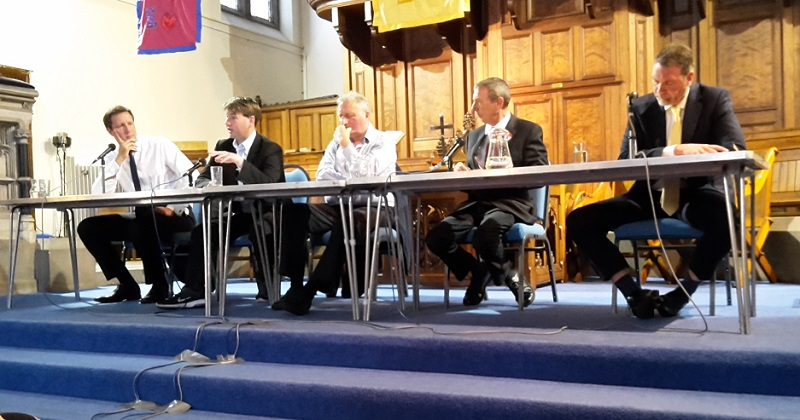 Hartlepool Hustings candidates facing questions on poverty