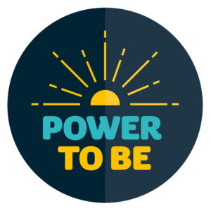 CAFOD Power to be campaign logo