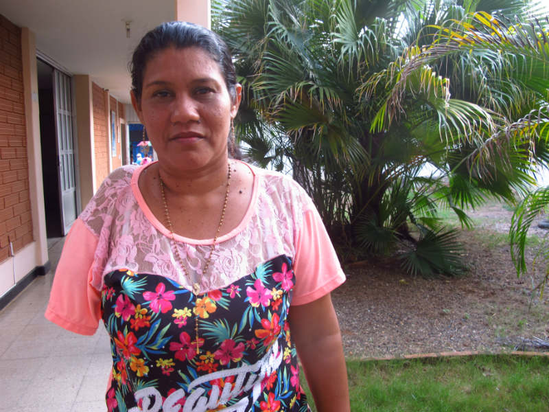 """I wanted to be more dead than alive."" Meet one woman building peace in Colombia"