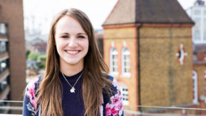 Hannah is on the Step into the Gap programme based at Youth Ministry Team in Hexham and Newcastle