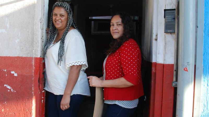 Support the Mauá community in their fight against eviction