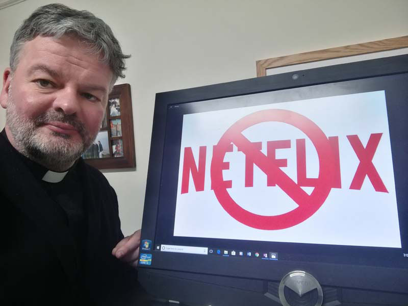 My Lenten digital detox – giving up Netflix for Lent
