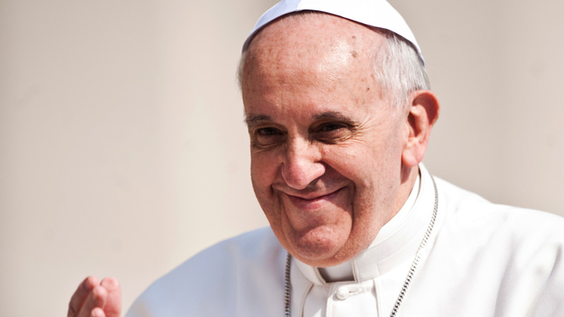 Pope Francis' words of hope for Our Common Home