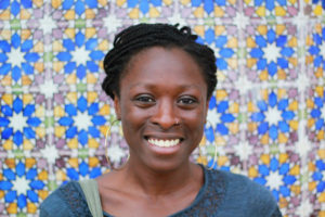 Sam Aidoo has just joined the campaigns team at CAFOD