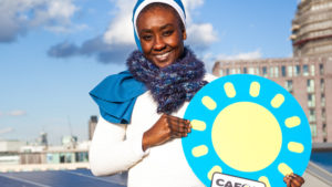 Sister Clara shares how renewable energy changes life in Zambia