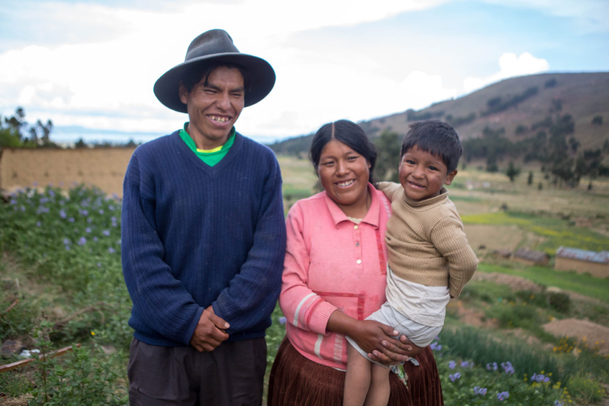 Hands On Bolivia: You're helping dreams come true