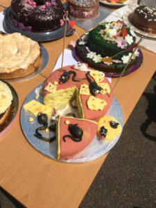 fundraising - bake-off challenge