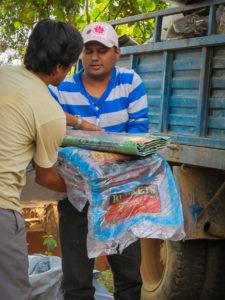 responding to Nepal earthquake