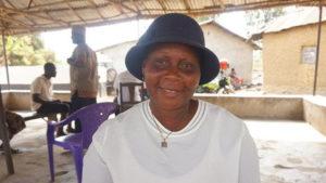 Margaret from Batiama, Sierra Leone