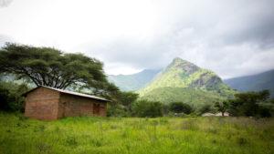 Landscape of Uganda