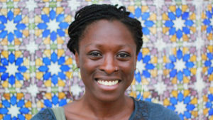 Sam Aidoo is Campaigns Engagement Manager at CAFOD.