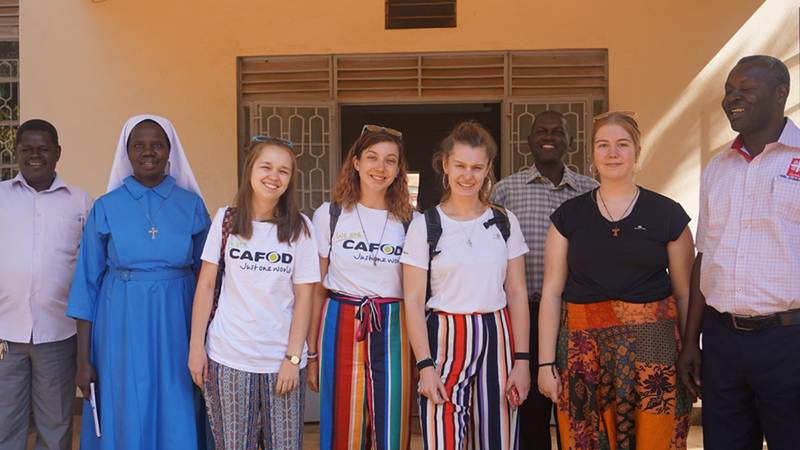 Step into the Gap: Looking back on my gap year with CAFOD