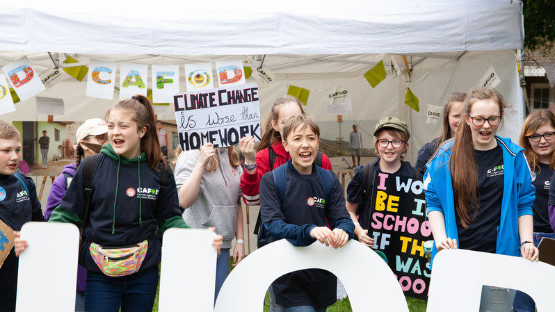 Young people lead the way on tackling the climate emergency