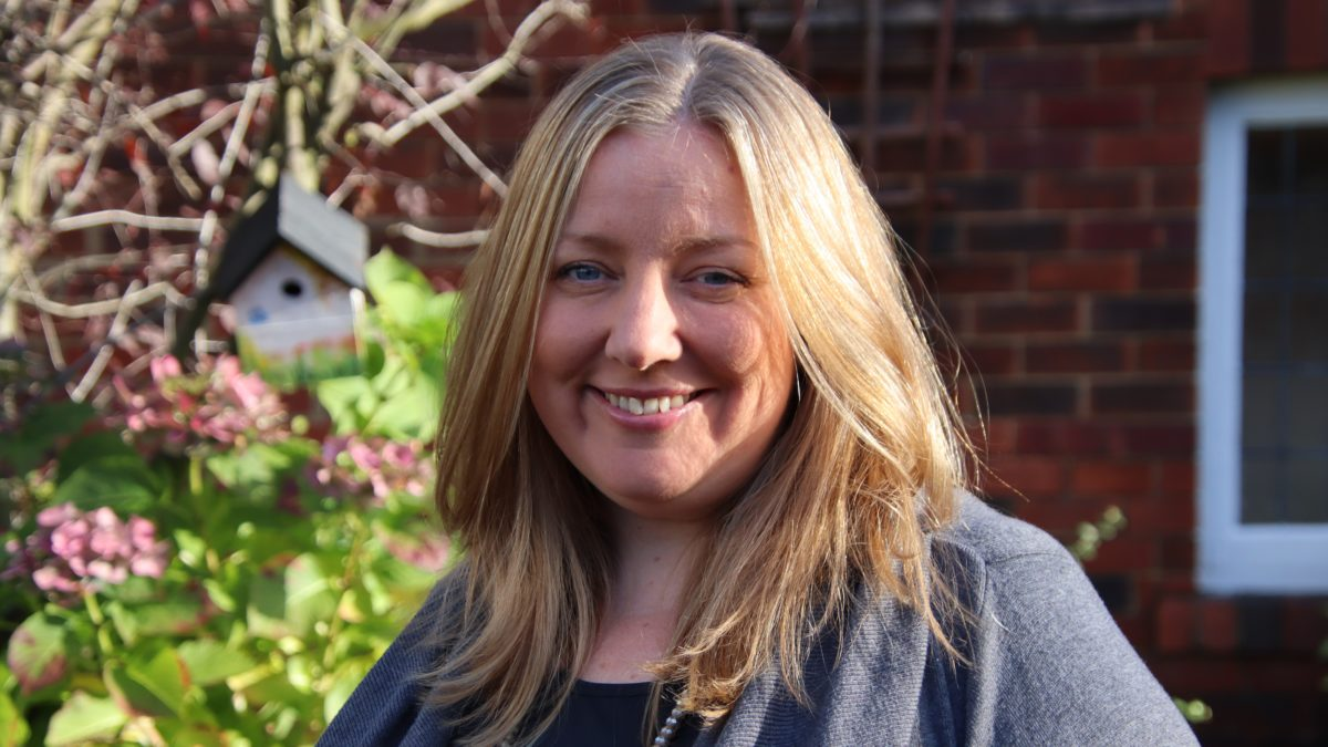 Five minutes with Bronagh Daly – Community Participation Coordinator