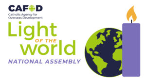 Join CAFOD's Light of the world national assembly for schools on 10 December.