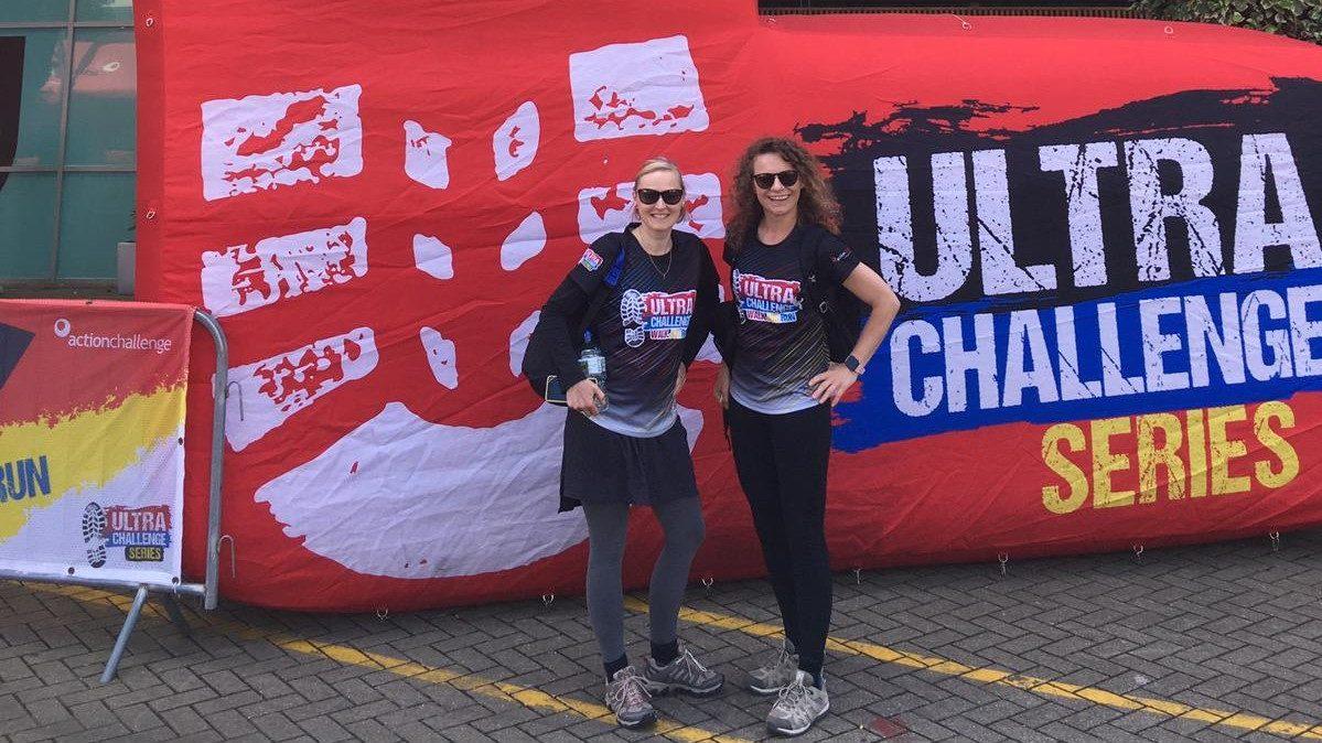 Petra's Ultra Challenge!