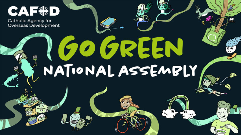 Go Green assembly