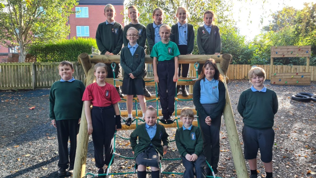 St Joseph's Go Green and Give Challenge